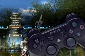 Improved Gamepad Settings